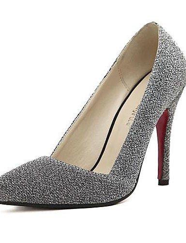Glitter Scarpe Etto Con Matrimonio Spumante Stil Dew Donna Tacco lK1FJc