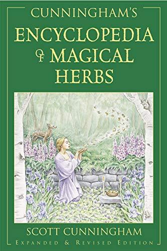 Cunningham's Encyclopedia of Magical Herbs (Llewellyn's Sourcebook Series) (Cunningham's Encyclopedia Series (1)) Paperback – Unabridged, October 1, 1985