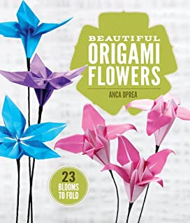 Origami master class flowers marcio noguchi sherry gerstein beautiful origami flowers 23 blooms to fold mightylinksfo Gallery