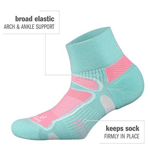 Balega Ultralight Quarter Socks for Men and Women (1 Pair)