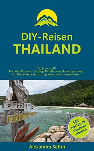 Malaria Karte Thailand.Amazon Com Diy Reisen Thailand Reisefuhrer Mit Karten