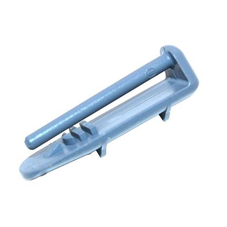 Cap Rail para IKEA lavavajillas equivalente a 481246279981: Amazon ...