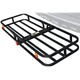 """Maxxtow Towing Products 70107 53"""" x 19-1/2"""" Compact Cargo Carrier - 500 lbs. Capacity"""