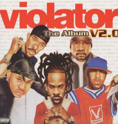 Violator: The Max 68% OFF Album Vol.        Explicit Kansas City Mall Lyrics 2 Vinyl
