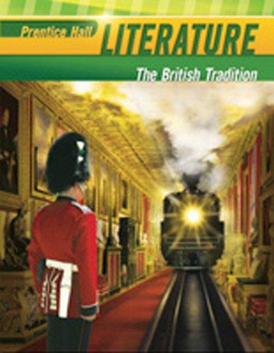 PRENTICE HALL LITERATURE 2010 READERS NOTEBOOK GRADE 12