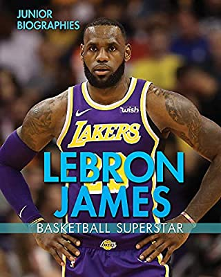Lebron James: Basketball Superstar Junior Biographies: Amazon.es ...