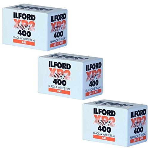 Ilford 1839575 XP-2 Super 400 135-36 Black