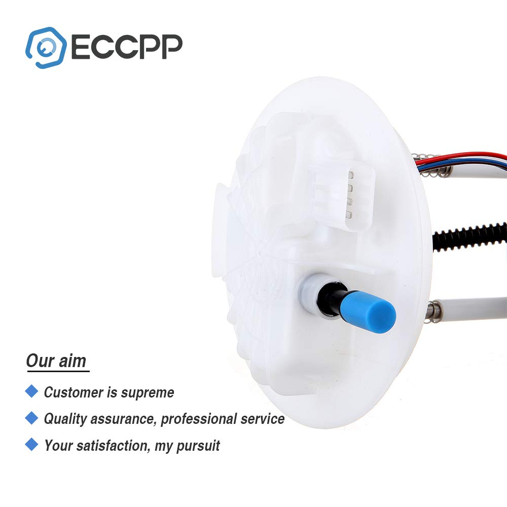 Fuel Pump Module Replacement for Dodge Nitro Jeep Liberty 2007 ...