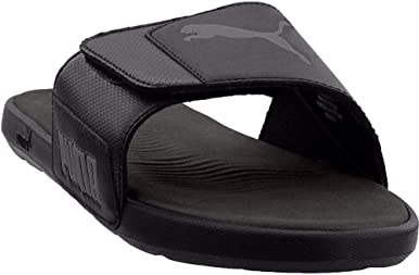 PUMA Mens Starcat Tech Slide Sandals