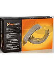 Stirling - 2007 For Pontiac Vibe Rear Drum Brake Shoes Set (Both Left and Right) with 2 Years Manufacturer Warranty