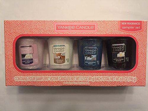 Yankee Votive Sampler (Yankee Candle New Spring Fragrances Votive Samplers Gift Set)