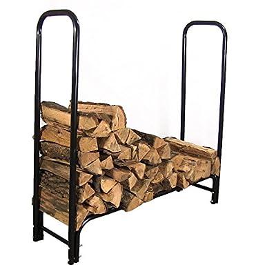 Sunnydaze Firewood Log Rack by Sunnydaze Decor