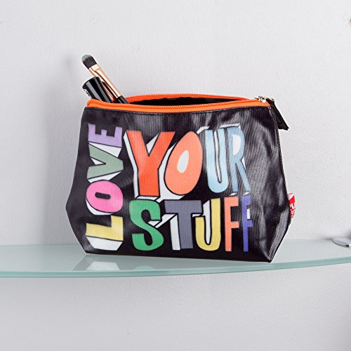 Urban Outfitters Travel Cosmetic Make Up Wash Bag Love You Stuff