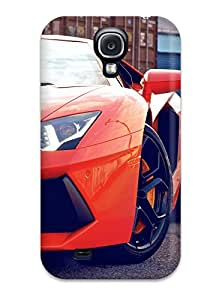Gary L. Shore's Shop 4692081K66147370 High Quality Shock Absorbing Case For Galaxy S4-new Lamborghini Aventador