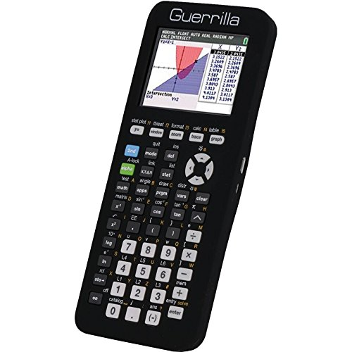 Guerrilla Silicone Case for Texas Instruments TI-84 Plus CE