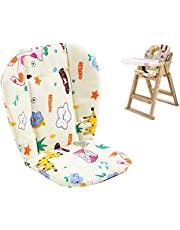 Twoworld Baby Stroller/Car/High Chair Seat Cushion Liner Mat Pad Cover Protector Breathable(Giraffe))