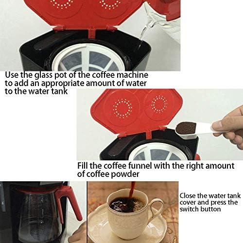 Koffiezetapparaat SKTY Koffiezetapparaat, Volautomatische, Espresso, droogkookbeveiliging, All-in-One Espresso en Cappuccino Maker Traditionele koffiemachine