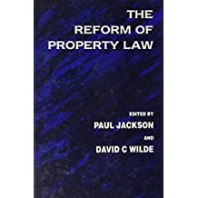 The Reform of Property Law