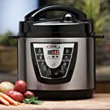 Image of Power Pressure Cooker XL 6 Quart - Silver