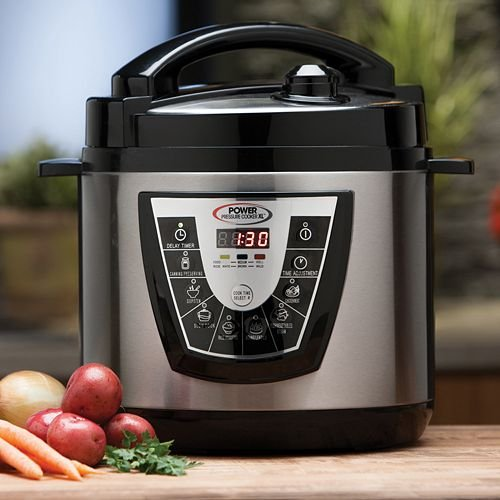 Power Pressure Cooker and Canner