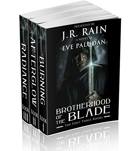 Brotherhood of the Blade: The First Three Books by [Paludan, Eve]