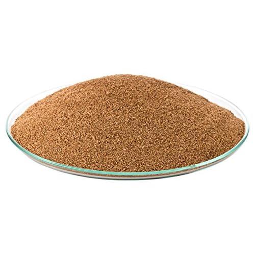 1 litre de granulés de liège (farine de liège / poudre de liège) (substrat liège, grenaille de liège)