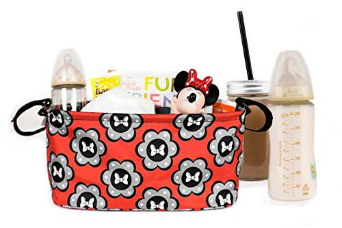 Disneys Minnie Mouse Stroller Caddy by Petunia LLC