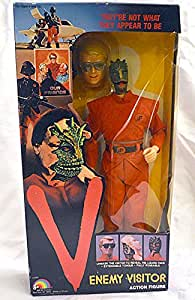 """""""V"""" The TV Series Enemy Visitor Action Figure"""
