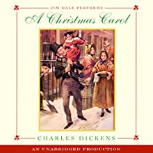 A Christmas Carol [Listening Library Version] Audiobook by Charles Dickens Narrated by Jim Dale