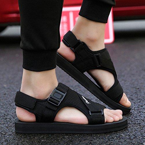Sandali Da Antiscivolo Beach toe Youth Uomo MYXUA Open Shoes Casual Fashion 4 Estivi TqwdCRvvH
