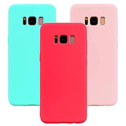 Funda Samsung Galaxy S8, 3Unidades Carcasa Galaxy S8 ...