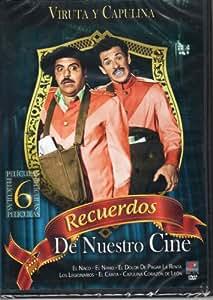 Viruta Y Capulina Recuerdos De Nuestro Cine 6 Peliculas El