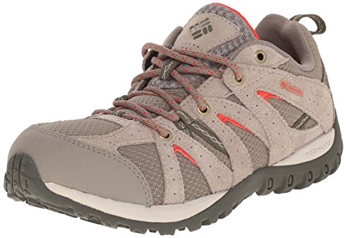 Image of Columbia Women's Grand Canyon-W, Pebble/Poppy Red, 10 B US