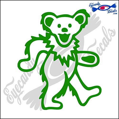 Dancing Bear Green - Eyecandy Decals Dancing Bear 6