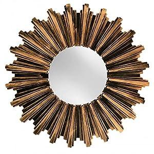 51fvKe643mL._SS300_ 100+ Coastal Mirrors and Beach Mirrors For 2020