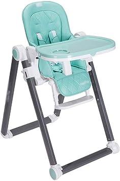 ZXQZ Silla alta for bebé, mesa de comedor for niños y sillas Silla de ...