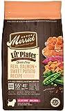 Merrick 1 Count Lil'Plates Grain Free Real Salmon + Sweet Potato Recipe, 12 lb