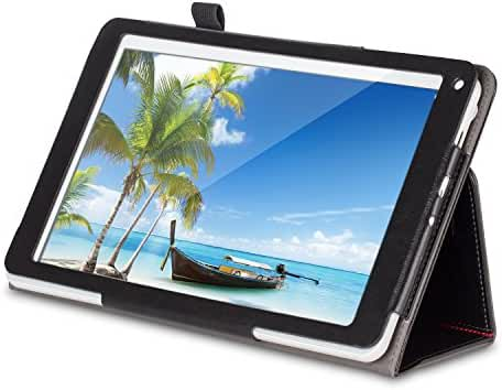 [3 Bonus items] Simbans Presto 10 inch tablet, Android 6 Marshmallow tablet 10.1 inch IPS screen, Quad Core, HDMI, 1GB, 16GB Tablet PC, 2M + 5M Camera, GPS, WiFi, USB, Bluetooth, 10