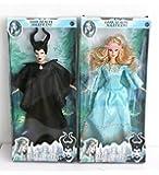Maleficent Doll Dark Beauty and Sleeping Princess Action Figure 34.5cm