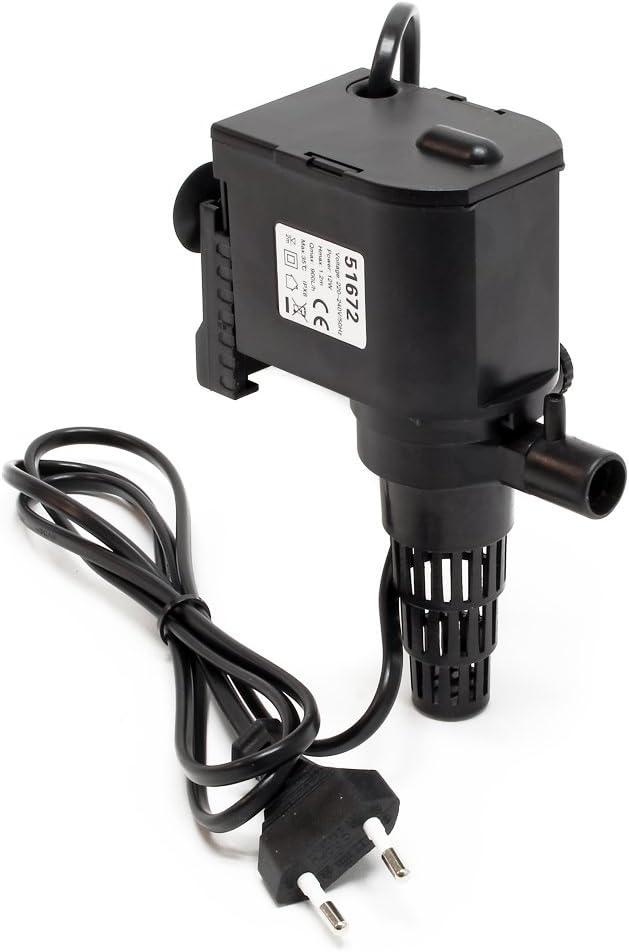 SunSun HQJ-900 Pompe /à /écoulement /à 900l//h 12W Que Pompe Filtre pour Aquarium