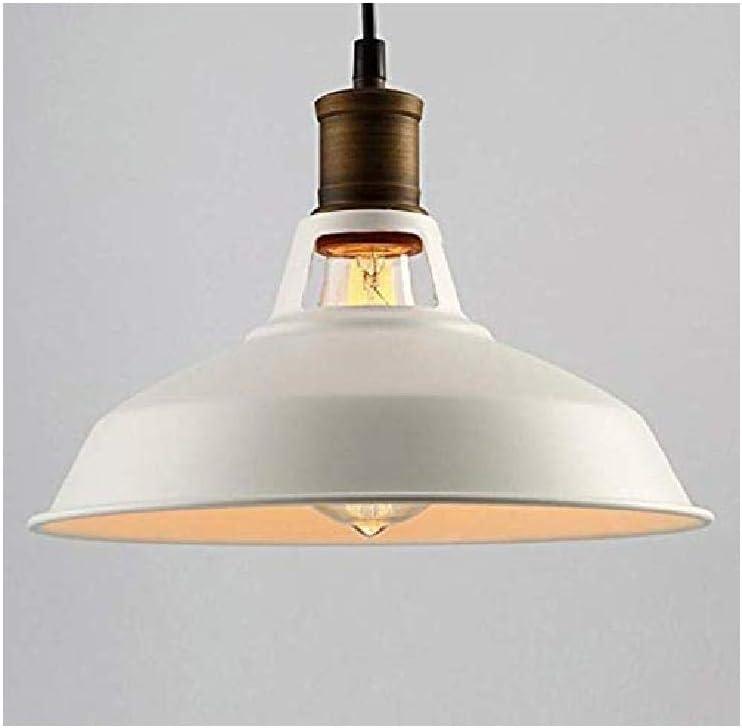 Araña de la industria Lámpara de techo de la lámpara E27 para ambulatorio Balcón Restaurante Cocina Comedor Cuarto de niños