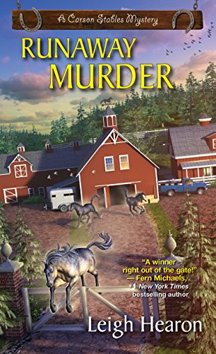 Runaway Murder (A Carson Stables Mystery)