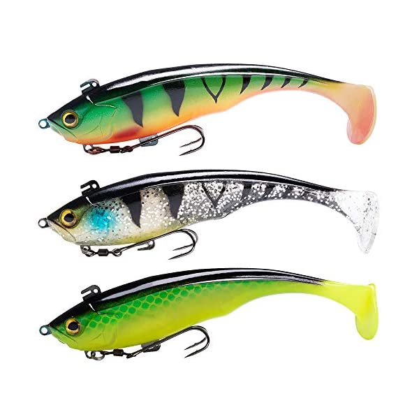 Big Soft Plastics for Pike