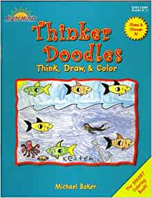 Thinker Games GRADES 4, 5, and 6 (3 Books) By Linda Holden and Ann Roper