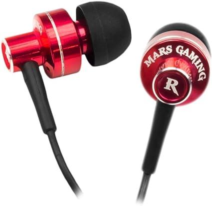 Mars Gaming MIH1, auriculares, mic integrado, Pc/Ps4/Xbox One ...