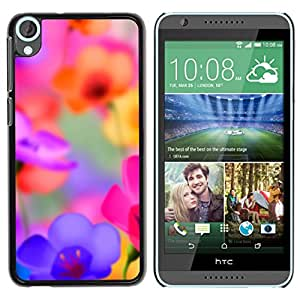Stuss Case / Funda Carcasa protectora - Blurry Vision Of Beauty - HTC Desire 820