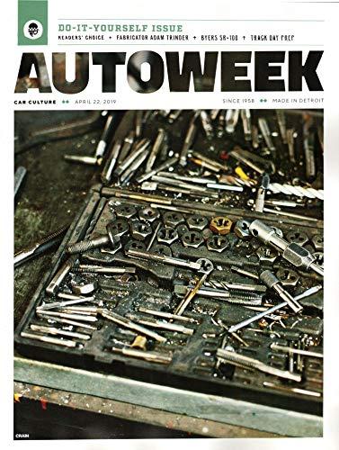 Autoweek Magazine April 22, 2019 | Do-It-Yourself - Magazine Autoweek