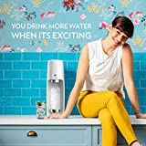 SodaStream Fizzi One Touch Sparkling Water Maker