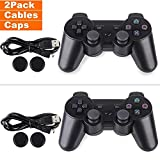 PS3 Controller, Wireless PS3 Controller Double Vibration Game Remote Control Joystick Joypad