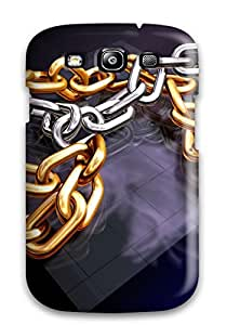Awesome AtnJthu1341JRvVS CharlesRaymondBaylor Defender Tpu Hard Case Cover For Galaxy S3- 3d